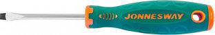 Отвертка стержневая шлицевая ANTI-SLIP GRIP, SL5.5х75 мм D71S575