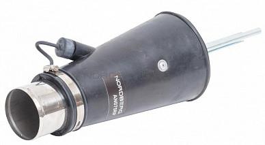 NORDBERG НАСАДКА AN075R резиновая круглая на шланг D=75мм