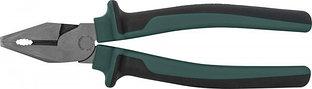 Пассатижи с увеличенными рычагами и двухкомпонентными рукоятками, 180 мм P0117