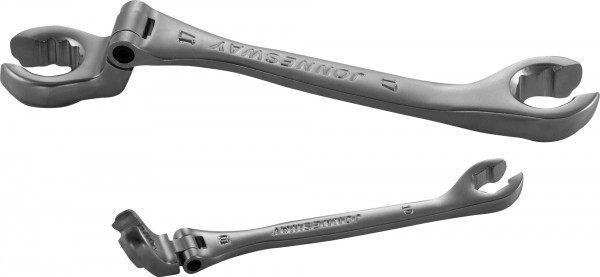 W24A11010 Ключ гаечный разрезной с гибкой головкой, 10 мм