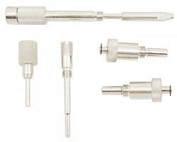 Набор приспособлений для регулировки фаз ГРМ двигателя  FIAT DUCATO/IVECO DAILY 2.3L JTD AL010186