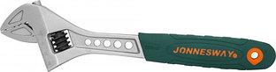 W27AT10 Ключ разводной эргономичный с пластиковой ручкой, 0-29 мм, L-250 мм