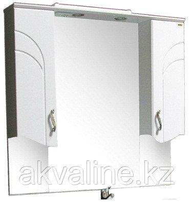 Зеркало шкаф Сицилия 1000/с