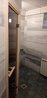 Реконструкция помывочной зоны. Адрес: г. Алматы, ул. Жанибекова 4