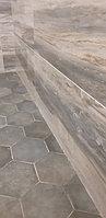 Реконструкция помывочной зоны. Адрес: г. Алматы, ул. Жанибекова 7