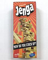 Настольная игра Дженга большая деревянная