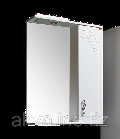 Зеркало шкаф Изабелла 600/с
