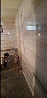 Реконструкция помывочной зоны. Адрес: г. Алматы, ул. Жанибекова 25