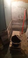 Реконструкция помывочной зоны. Адрес: г. Алматы, ул. Жанибекова 27