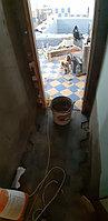 Реконструкция помывочной зоны. Адрес: г. Алматы, ул. Жанибекова 14