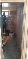Реконструкция помывочной зоны. Адрес: г. Алматы, ул. Жанибекова 28