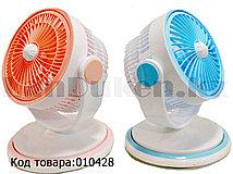 Настольный вентилятор вращающийся электрический HEJ HJ-180-5