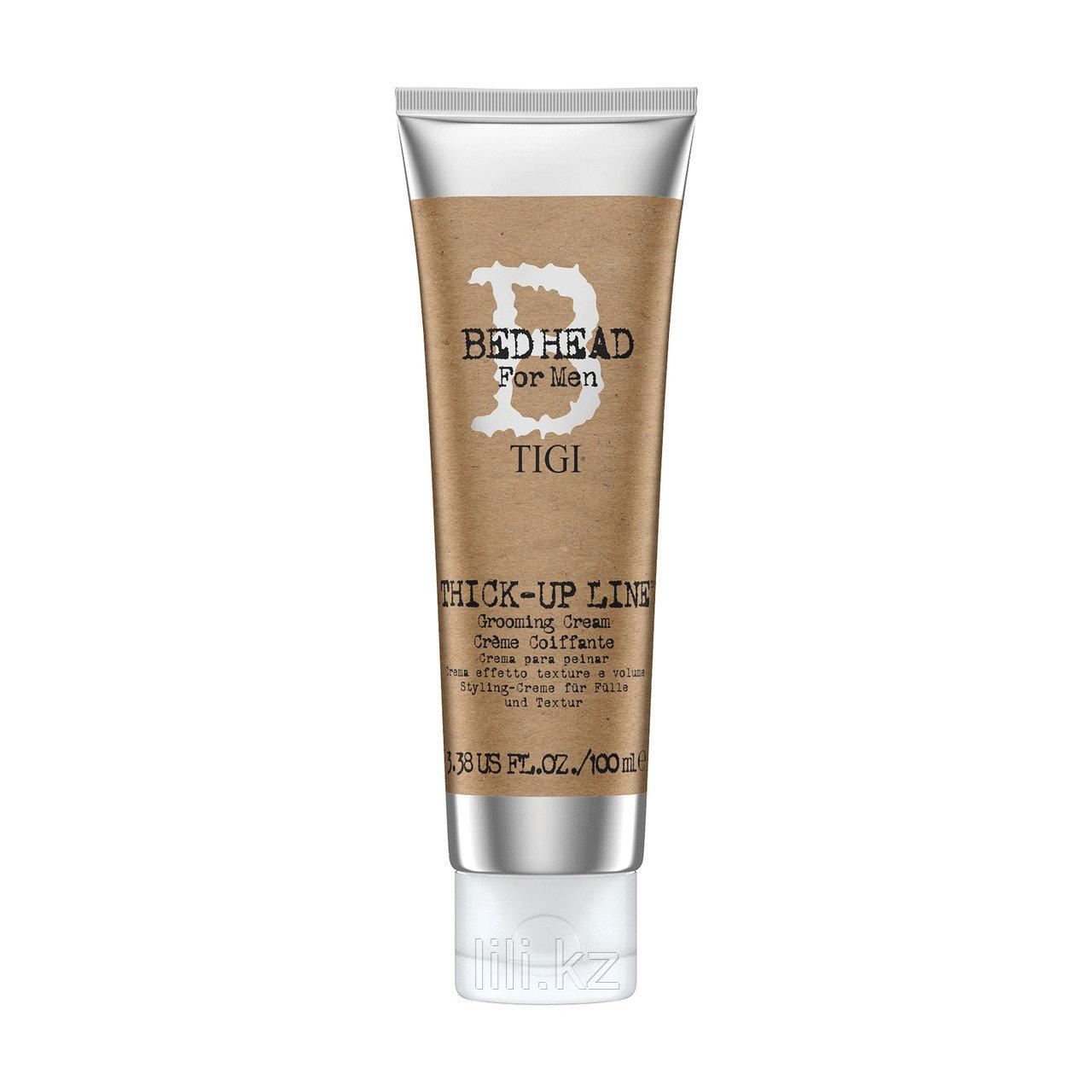 Крем для укладки волос для мужчин Bed Head For Men Thick-Up-Line Grooming Cream 100 мл.