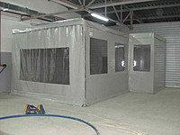 Складские шторы (промышленные шторы), фото 2