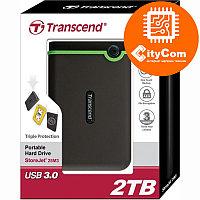 Внешний жесткий диск 2,5 2TB Transcend TS2TSJ25M3S
