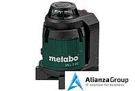 Лазерный нивелир мультилинейный Metabo MLL 3-20 606167000