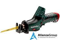 Аккумуляторная сабельная пила Metabo Powermaxx ASE 602264750
