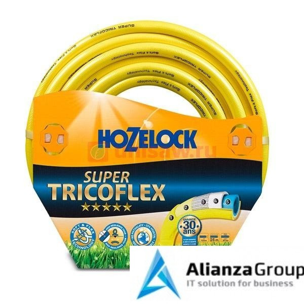 Шланг Hozelock SUPER TRICOFLEX 19 мм 15 м