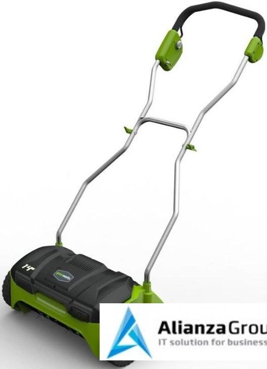Аэратор электрический GreenWorks GDT 30