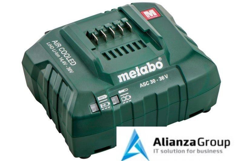 Зарядное устройство Metabo ASC 30-36V AIR COOLED 14,4-36В 3А 627044000