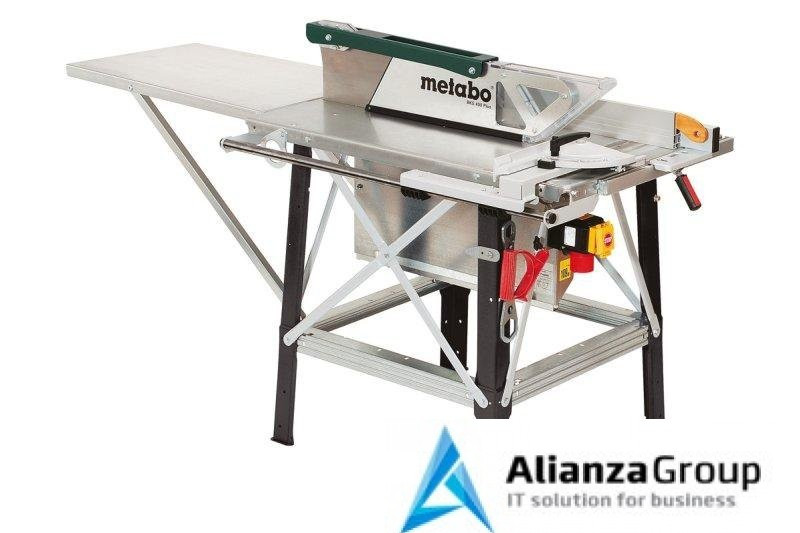 Строительная циркулярная пила Metabo BKS 400 PLUS - 4,2 DNB 0194004000