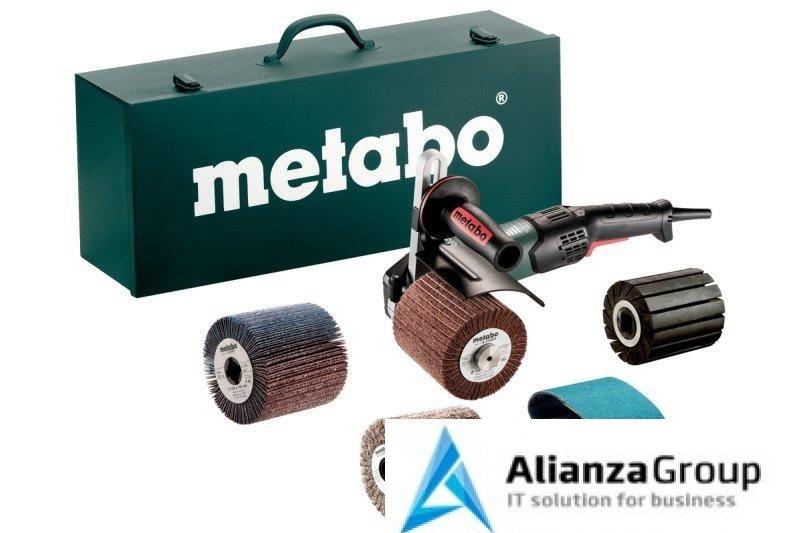 Щеточный шлифователь Metabo SE 17-200 RT SET 602259500