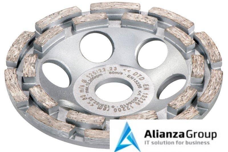 Алмазная шлифовальная чашка 125мм classic для бетона Metabo 628209000