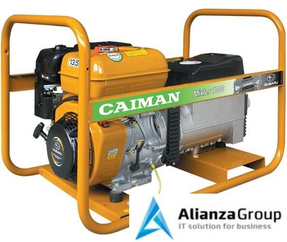 Электростанция сварочная Caiman Mixte 7000