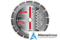 Алмазный диск Metabo 350х20мм Classic AC пеноблок,кирпич 628190000