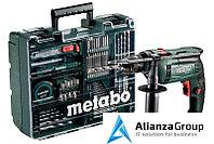 Ударная дрель Metabo SBE 650 SET 600671870