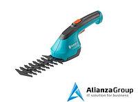 Аккумуляторные ножницы для газонов и кустарников GARDENA AccuCut 09851