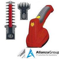 Ножницы аккумуляторные для газона и живой изгороди набор Wolf Garten LI-ION POWER 3-IN-1 FINESSE 50 SET