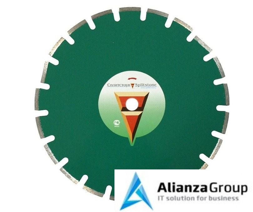 Алмазный диск Сплитстоун 450х25.4 (асфальт, абразивы, бетон) Professional 73348spl