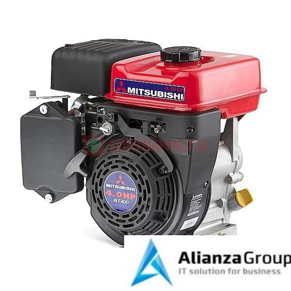 Двигатель Mitsubishi GT400 (126сс) (вал гориз., диам. 19,05, длина вых.58,5)