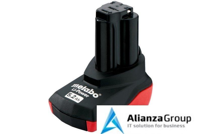Аккумуляторный блок Metabo Li-Power 10,8 В 5,2 Ач 625597000