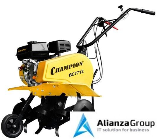 Культиватор бензиновый Champion BC7712