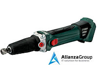 Аккумуляторная прямошлифовальная машина Metabo GA 18 LTX 600638890