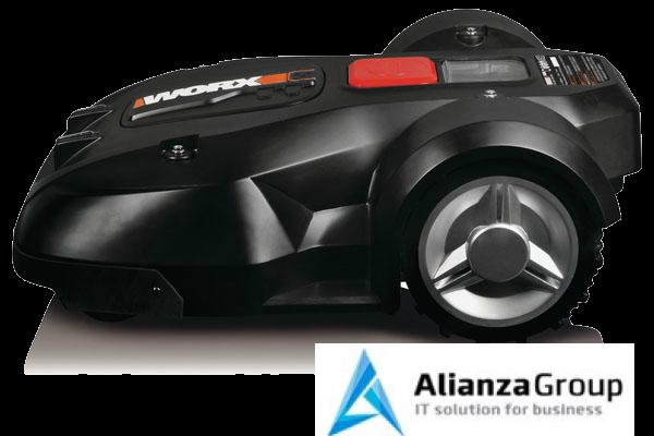 Газонокосилка - робот Worx Landroid WG795E