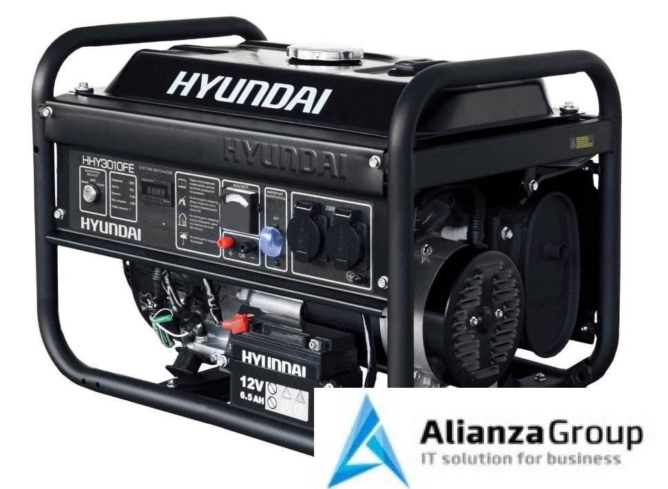 Генератор Hyundai HHY 3010FE