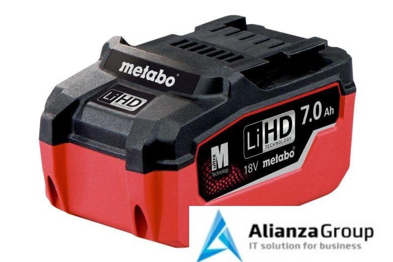 Аккумуляторный блок Metabo LiHD 18 В 7,0 Ач 625345000