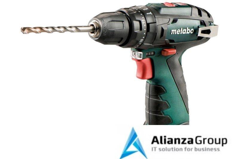 Аккумуляторная ударная дрель Metabo PowerMaxx SB Basic 600385890