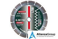 Алмазный диск Metabo 180х22,23мм Professional UP универсальный 628115000