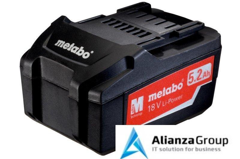 Аккумуляторный блок Metabo Li-Power 18 В 5,2 Ач 625592000