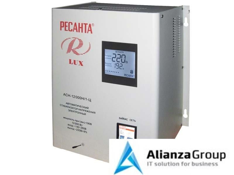 Стабилизатор Ресанта Lux АСН-12000Н/1-Ц