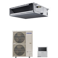 Канальный кондиционер Samsung AC140JNMDEH/AF / AC140JXMDGH/AF