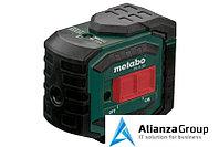 Лазерный нивелир 5-точечный Metabo PL 5-30 606164000