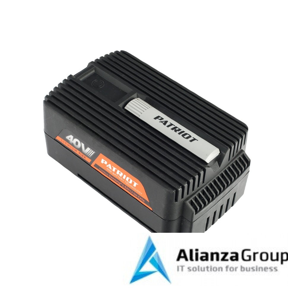 Аккумулятор PATRIOT BL402 40В, 2.5Ач