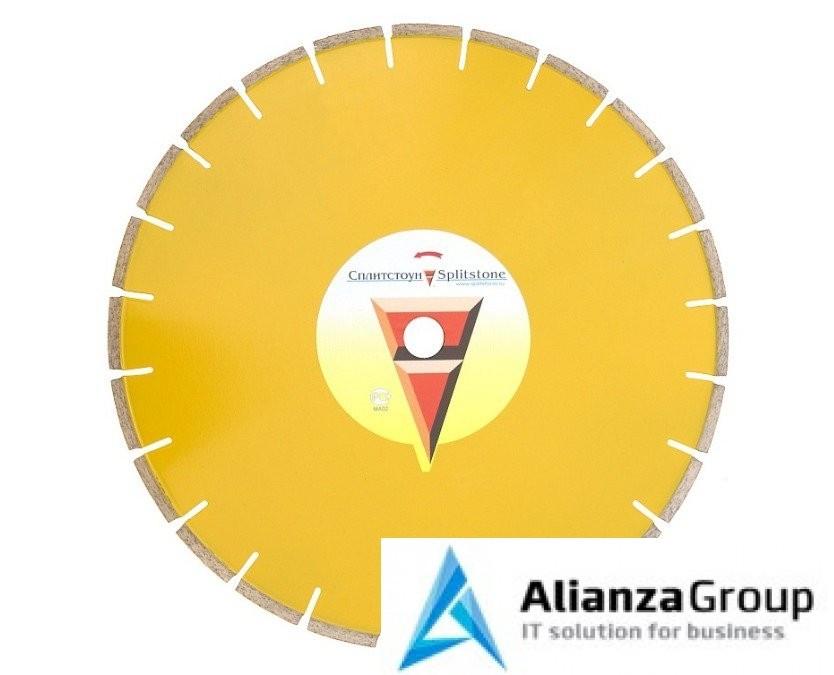 Алмазный диск Сплитстоун 500х25.4 (Шамот) Premium 696spl