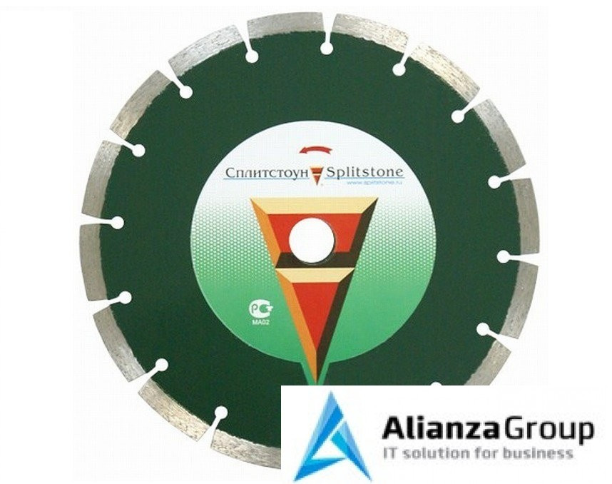 Алмазный диск Сплитстоун 350х25.4 (гранит, мрамор, т.бетон) Premium 2088spl