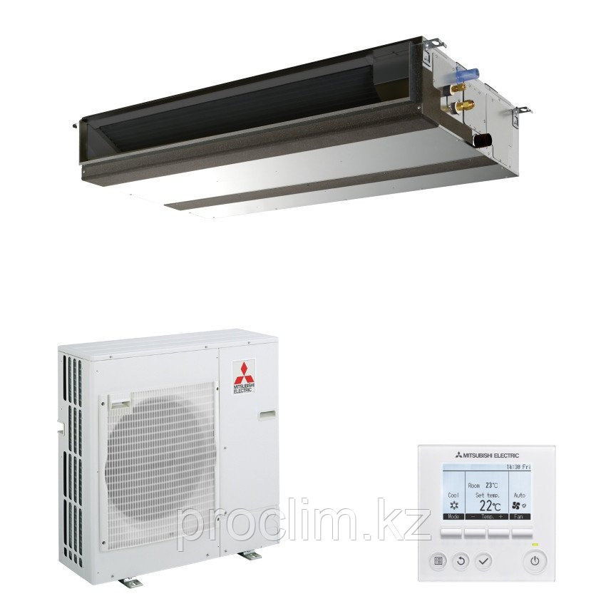Канальный кондиционер Mitsubishi Electric PEAD-M71JA/PU-P71VHA